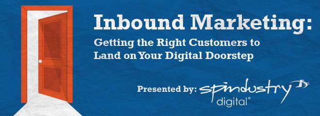 Inbound Marketing White Paper by Spindustry