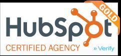 Gold Certified HubSpot Agency