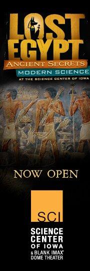 Lost Egypt Facebook banner