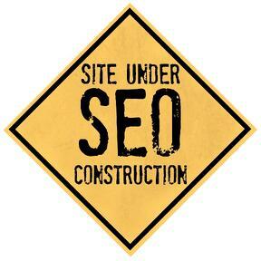 website seo construction