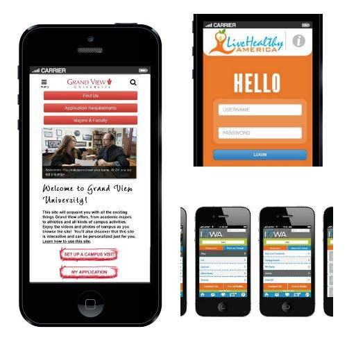 MobileSiteCollage