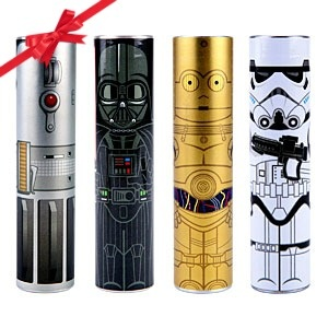 MimoPowerTube Power Bank - Star Wars